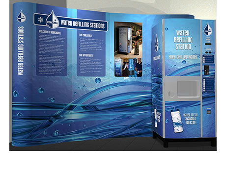 Exhibition Stand Design Wales