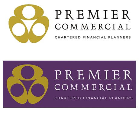 financial advice logo design