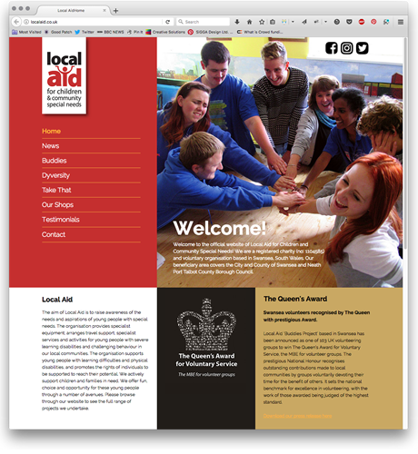 website design wales